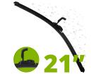 Palheta 21 polegadas Encaixe DTL - TechOne Soft
