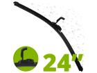 Palheta 24 polegadas Encaixe DTL - TechOne Soft