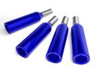 Kit Jogo Parafuso Lob Allen Azul M12x1,25 Peugeot Citroen 16 Peças