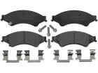 Pastilha de Freio Brembo Dianteira Troller T4 3.2 Diesel 15/.. Sistema Wagner Low metal