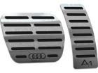 Pedaleira Audi A1 Automático Preto