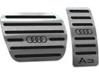 Pedaleira Audi A3 13/.. Automático Preto