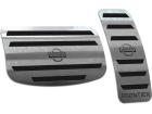 Pedaleira Frontier 14/16 Automático Aço Inox - Não fura o pedal