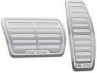 Pedaleira Onix Activ Automático Prata