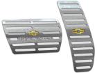 Pedaleira Trailblazer Automático Prata