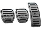 Pedaleira Up Connect Manual Aço Inox - Não fura o pedal