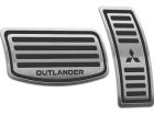 Pedaleira Outlander 14/15 Automático Preto