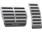 Pedaleira Amarok V6 Automático Preto