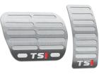 Pedaleira Polo TSI Automático Prata