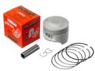 Kit Pistão com Anel KMP para Honda Cg 150 | Bros 150 06/.. 1.25