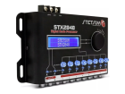 Processador de Áudio Stetsom STX2848 2 Canais 8 Vias para Som Automotivo