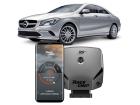 RaceChip RS +APP p/ Mercedes CLA 200 1.6 Turbo 156CV 14/.. - Chip de Potência +37CV +6,4kgfm
