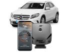 RaceChip RS +APP p/ Mercedes GLA 200 1.6 Turbo 156CV 15/.. - Chip de Potência +37CV +6,4kgfm