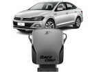 RaceChip S para VW Virtus 1.0 TSI 128CV 18/.. - Chip de Potência +23 CV e 4,1 Kgfm