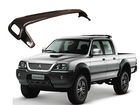Rack para Pick Up L200 Sport (todos) - Projecar Preto