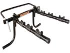 Rack Transbike de Porta Malas 3 Bicicletas Adventure com Alças - Metal Lini