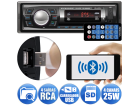 Media Receiver Roadstar RS-2606BR Bluetooth MP3 Player 4x25W 4 Saídas RCA USB Auxiliar Cartão SD Rádio AM FM