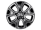 Roda KR R76 Réplica Renegade Aro 16x6 5x110 Grafite Diamante ET28