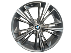 Roda KR R55 Réplica BMW Série 4 Aro 20x7,5 5x105 Grafite Diamante ET40