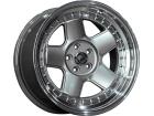 Roda Denver Aro 17x9.0 5x120 ET 20 Prata Ride Wheels