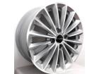 Roda Scorro S195 Aro 14 x 6 4x108 ET36 Prata Diamantado