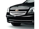 Sobre Grade Aço Inox Chevrolet Agile 09/13 Montana 2011/2016 Modelo Fusion