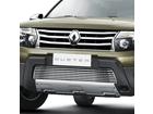 Sobre Grade Aço Inox Renault Duster 11/15 Filetes Inferior