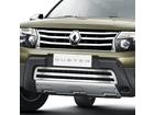 Sobre Grade Aço Inox Renault Duster 11/15 Fusion Inferior