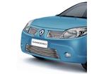Sobre Grade Aço Inox Renault Sandero 07/10 Filetes