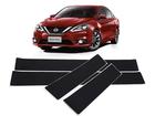 Soleira para Nissan Sentra 2013/.. - Vinil