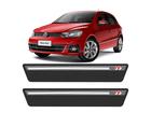 Soleira Premium Carbono 4P Volkswagen Gol R Line