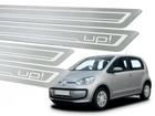Soleira Standard Volkswagen Up! 4 Portas Aço Inox