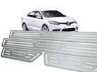 Soleira Standard Renault Fluence Aço Inox Standard