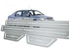 Soleira Standard Chevrolet Prisma 06/11 Aço Inox Standard
