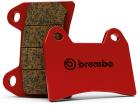 Pastilha de Freio Brembo Ducati Multistrada 950 18/.. Sinterizada Traseira 07BB04SP