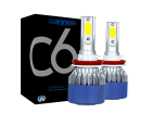 Super LED H3 6000K 12V 36W 7600LM - Winner C6