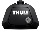 Suporte de Barras de Rack Thule para ASXOutdoor 2016 - Evo Raised Rail