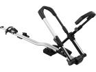 Transbike Thule UpRide Rack Suporte de Teto para 1 Bicicleta presa pela Roda sem Contato com Quadro com Trava e Chave OneKey