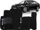 Tapete Carpete BMW 328i 2013/.. Preto 5 Peças