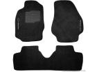 Tapete Carpete Chevrolet Tracker 01/09 Preto Eloin 3 pçs - Ecotap