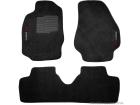 Tapete Carpete Toyota Yaris 18/.. Preto Eloin 3 pçs - Ecotap