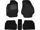 Tapete Carpete Toyota Hilux 16/18 Preto Eloin 5 pçs - Ecotap