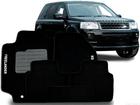 Tapete Carpete Land Rover Freelander 14 Preto 5 pçs
