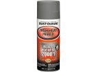 Tinta Spray Alta Temperatura Rust Oleum High Heat 1093ºC Primer Cinza 340g