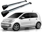 Rack Travessa de Teto para Volkswagen Up Cross - Projecar Prata Largo