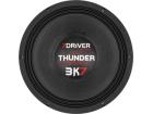 Woofer 7Driver 12 Polegadas Thunder 3K7 1.850 WRMS 8 Ohm