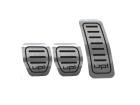 Pedaleira VW Up! E Up! TSI 14/.. Aço Inox Escovado