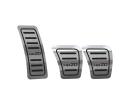 Pedaleira Hyundai HB20 Manual 12/.. Aço Inox Escovado